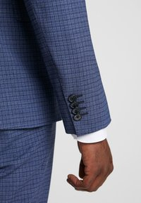 Tommy Hilfiger Tailored - FLEX SLIM FIT SUIT - Oblek - blue - 6