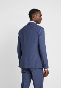 Tommy Hilfiger Tailored - FLEX SLIM FIT SUIT - Oblek - blue - 3