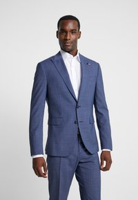 Tommy Hilfiger Tailored - FLEX SLIM FIT SUIT - Oblek - blue - 2