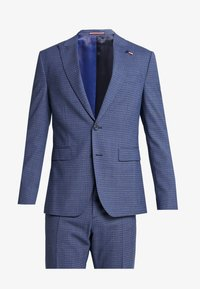 Tommy Hilfiger Tailored - FLEX SLIM FIT SUIT - Oblek - blue - 8