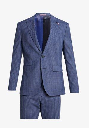 FLEX SLIM FIT SUIT - Kostym - blue