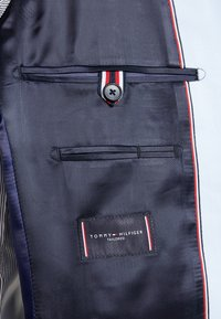 Tommy Hilfiger Tailored - FLEX SLIM FIT SUIT - Oblek - blue - 9