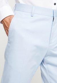 Tommy Hilfiger Tailored - FLEX SLIM FIT SUIT - Oblek - blue - 5