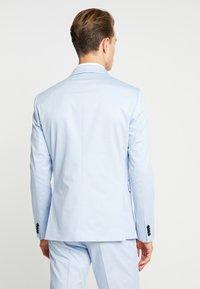 Tommy Hilfiger Tailored - FLEX SLIM FIT SUIT - Oblek - blue - 2