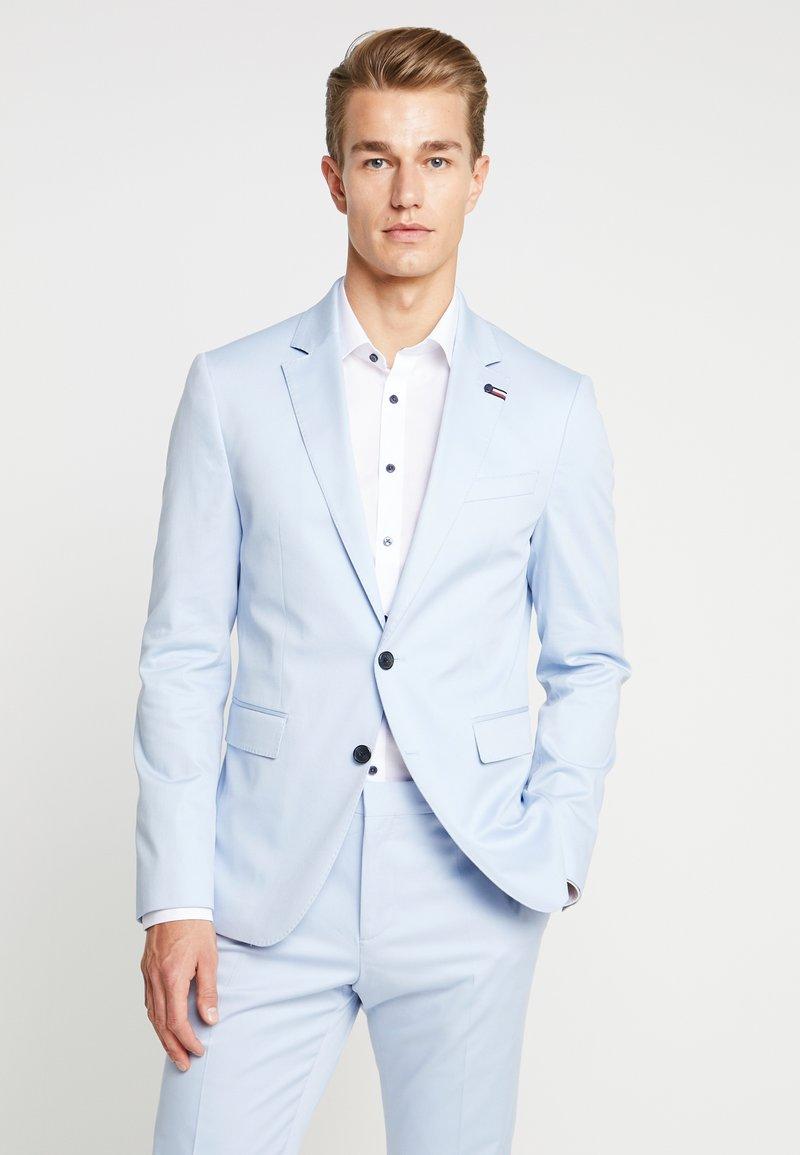 Tommy Hilfiger Tailored - FLEX SLIM FIT SUIT - Suit - blue