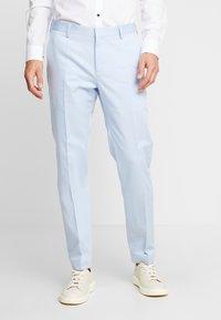 Tommy Hilfiger Tailored - FLEX SLIM FIT SUIT - Oblek - blue - 3