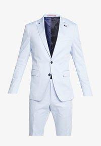 Tommy Hilfiger Tailored - FLEX SLIM FIT SUIT - Oblek - blue - 10