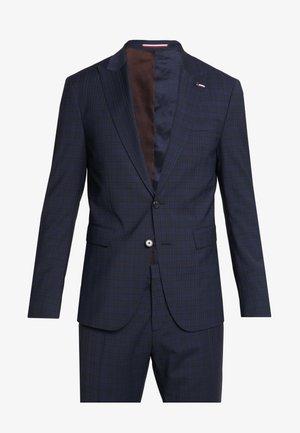 FLEX SLIM FIT SUIT - Kostuum - blue