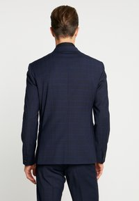 Tommy Hilfiger Tailored - FLEX SLIM FIT SUIT - Kostuum - blue