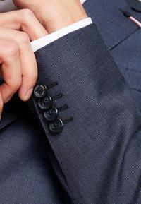Tommy Hilfiger Tailored - SLIM FIT SUIT - Oblek - blue - 9