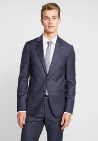 Tommy Hilfiger Tailored - SLIM FIT SUIT - Oblek - blue - 2