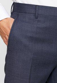 Tommy Hilfiger Tailored - SLIM FIT SUIT - Oblek - blue - 6