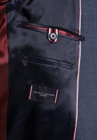 Tommy Hilfiger Tailored - SLIM FIT SUIT - Oblek - blue - 10