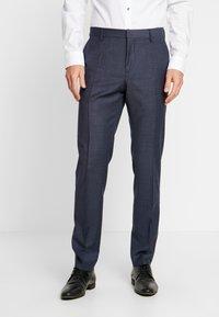 Tommy Hilfiger Tailored - SLIM FIT SUIT - Oblek - blue - 4