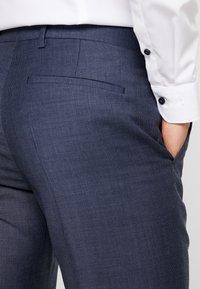 Tommy Hilfiger Tailored - SLIM FIT SUIT - Oblek - blue - 7