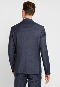 Tommy Hilfiger Tailored - SLIM FIT SUIT - Oblek - blue - 3