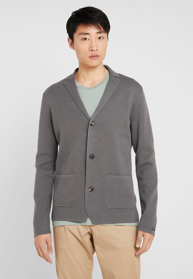 Tommy Hilfiger Tailored - SINGLE BREASTED BLAZER - Blazer jacket - grey