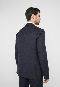 Tommy Hilfiger Tailored - SLIM FIT SUIT - Completo - blue - 3