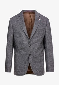Tommy Hilfiger Tailored - BLEND REGULAR BLAZER - Suit jacket - grey - 4