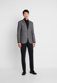 Tommy Hilfiger Tailored - BLEND REGULAR BLAZER - Suit jacket - grey - 1