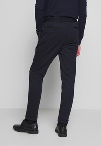 Tommy Hilfiger Tailored - PACKABLE SLIM FLEX STRIPE SUIT - Oblek - blue - 5