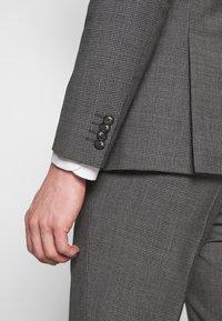 Tommy Hilfiger Tailored - SUIT SLIM FIT - Garnitur - grey - 9