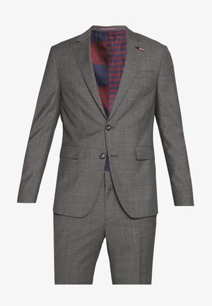 SUIT SLIM FIT - Kostym - grey