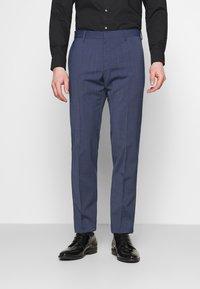 Tommy Hilfiger Tailored - SLIM FIT PEAK LAPEL SUIT - Garnitur - blue - 4