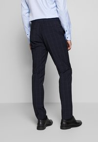 Tommy Hilfiger Tailored - SLIM FIT CHECK SUIT - Garnitur - blue - 5