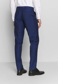 Tommy Hilfiger Tailored - PIECE WOOL BLEND SLIM SUIT - Costume - blue - 5