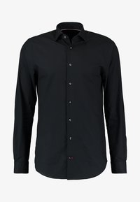 Tommy Hilfiger Tailored - SLIM FIT - Koszula biznesowa - black - 4