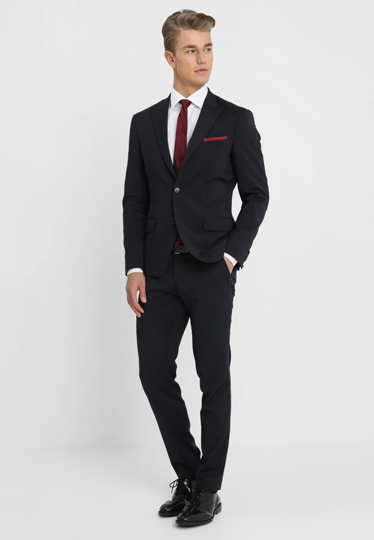 Tommy Hilfiger Tailored Regular Fit - Kostymskjorta White