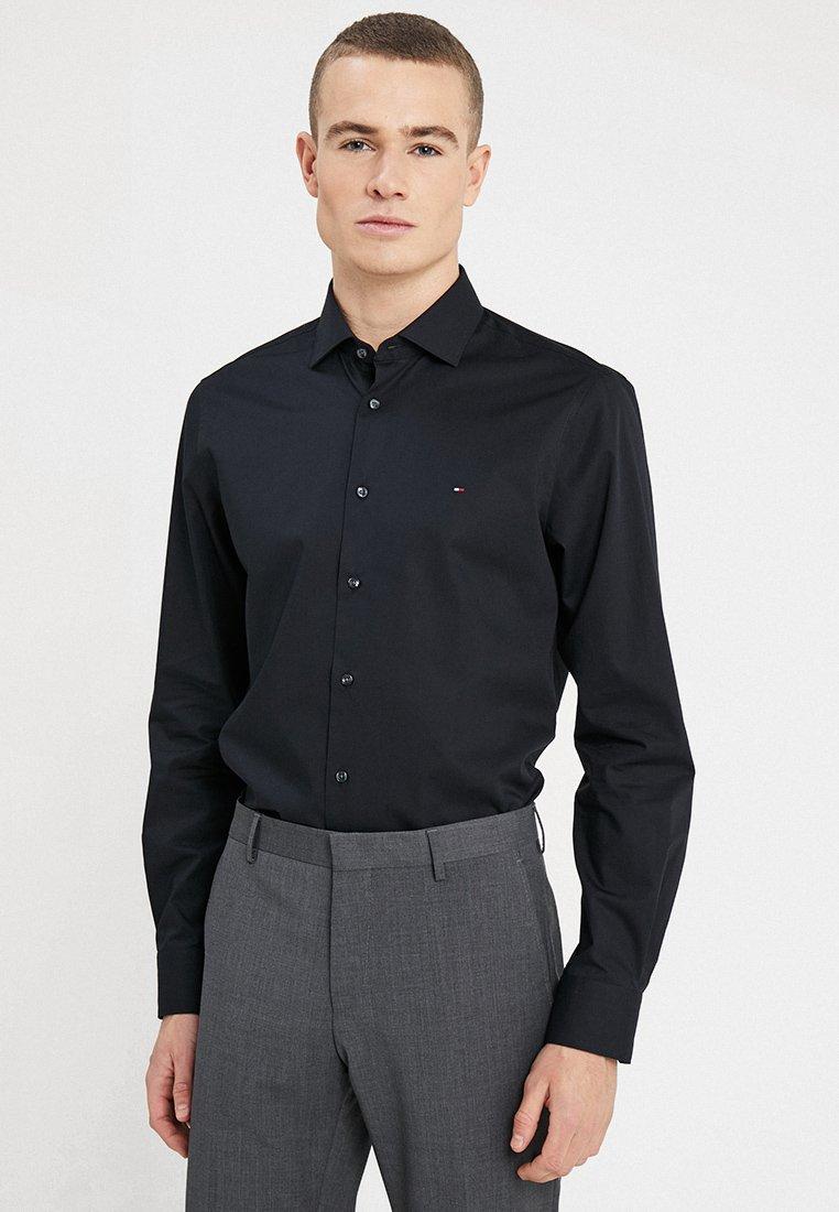 Tommy Hilfiger Tailored - CLASSIC SLIM FIT - Zakelijk overhemd - black