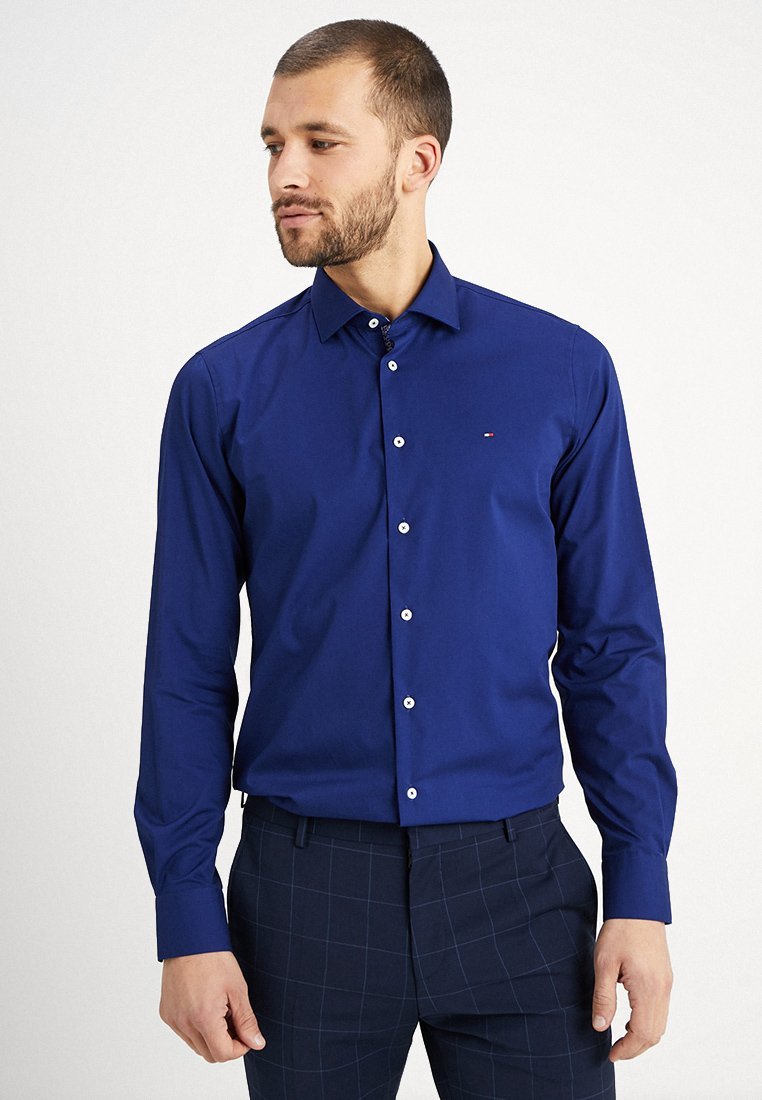 Tommy Hilfiger Tailored - CLASSIC SLIM FIT - Businesshemd - blue