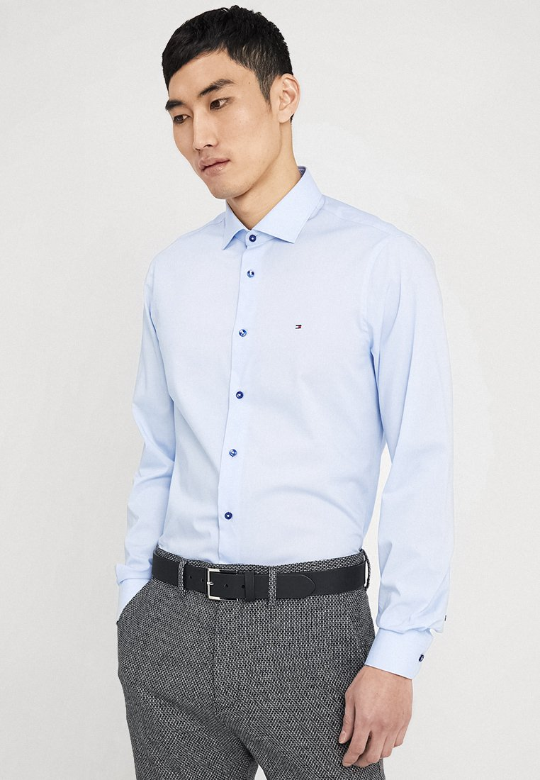 Tommy Hilfiger Tailored - CLASSIC SLIM FIT - Formal shirt - blue
