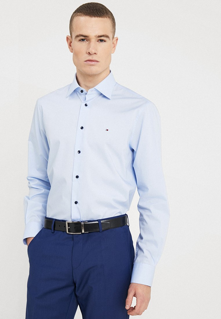 Tommy Hilfiger Tailored - CLASSIC REGULAR FIT - Formální košile - blue