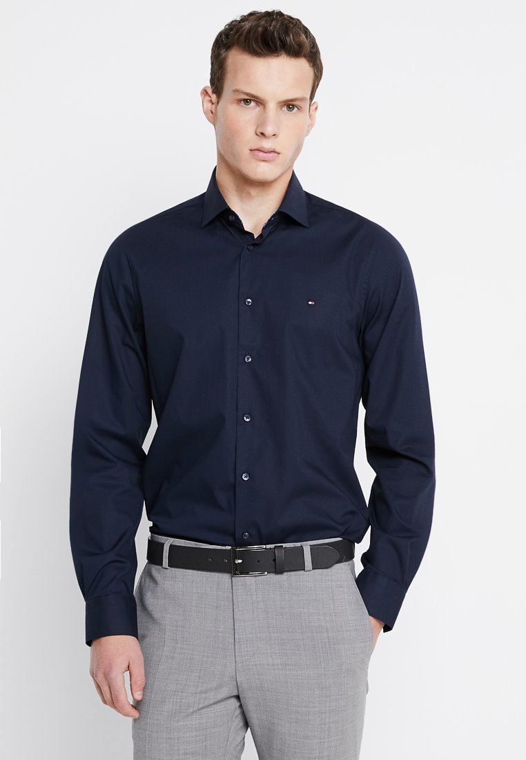 Tommy Hilfiger Tailored - STRETCH CLASSIC SLIM - Businesshemd - blue