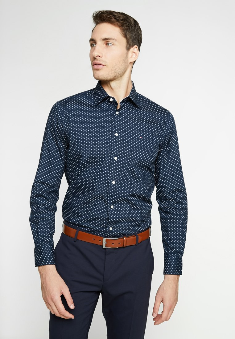 Tommy Hilfiger Tailored - CLASSIC - Camisa - blue