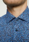 Tommy Hilfiger Tailored - FLOWER CLASSIC SLIM FIT - Hemd - dark blue