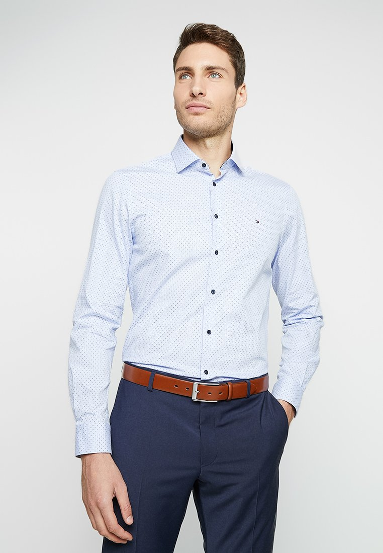 Tommy Hilfiger Tailored - CLASSIC SLIM FIT - Camisa elegante - blue