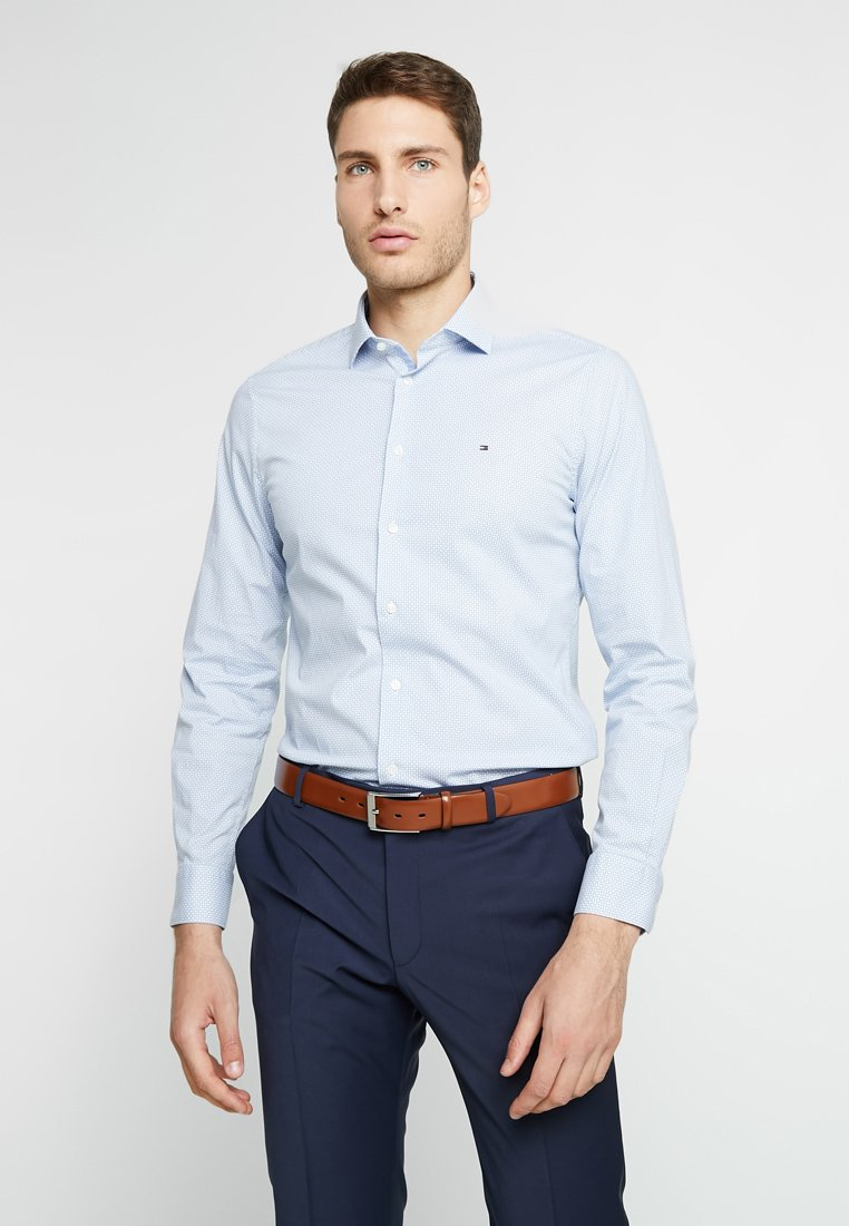 Tommy Hilfiger Tailored - CLASSIC SLIM FIT - Camisa - blue