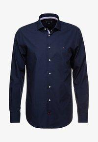 Tommy Hilfiger Tailored - POPLIN CLASSIC SLIM FIT - Koszula biznesowa - blue - 4