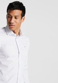 Tommy Hilfiger Tailored - PRINT CLASSIC SLIM - Hemd - white - 3