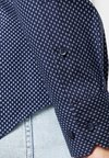 Tommy Hilfiger Tailored - PRINT CLASSIC SLIM - Shirt - blue