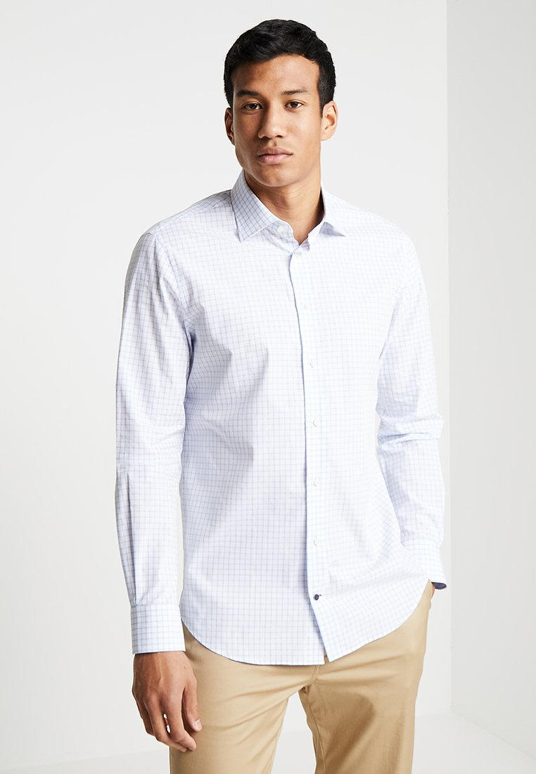 Tommy Hilfiger Tailored - CHECK CLASSIC - Shirt - blue