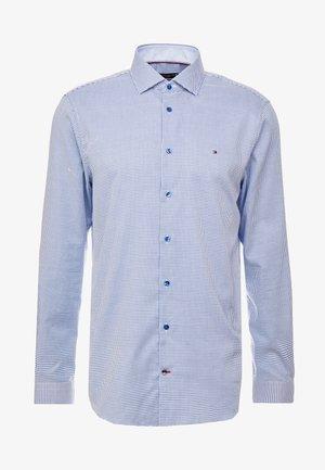 MICRO DESIGN CLASSIC SLIM FIT  - Košile - blue