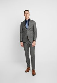 Tommy Hilfiger Tailored - POPLIN CLASSIC SLIM SHIRT - Finskjorte - blue - 1
