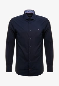 Tommy Hilfiger Tailored - POPLIN CLASSIC SLIM SHIRT - Finskjorte - blue - 4
