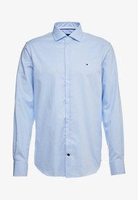 Tommy Hilfiger Tailored - CLASSIC SLIM SHIRT - Camicia elegante - blue - 5