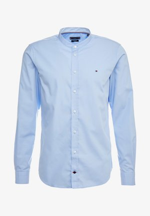 POPLIN BAND COLLAR SLIM  FIT - Košile - blue
